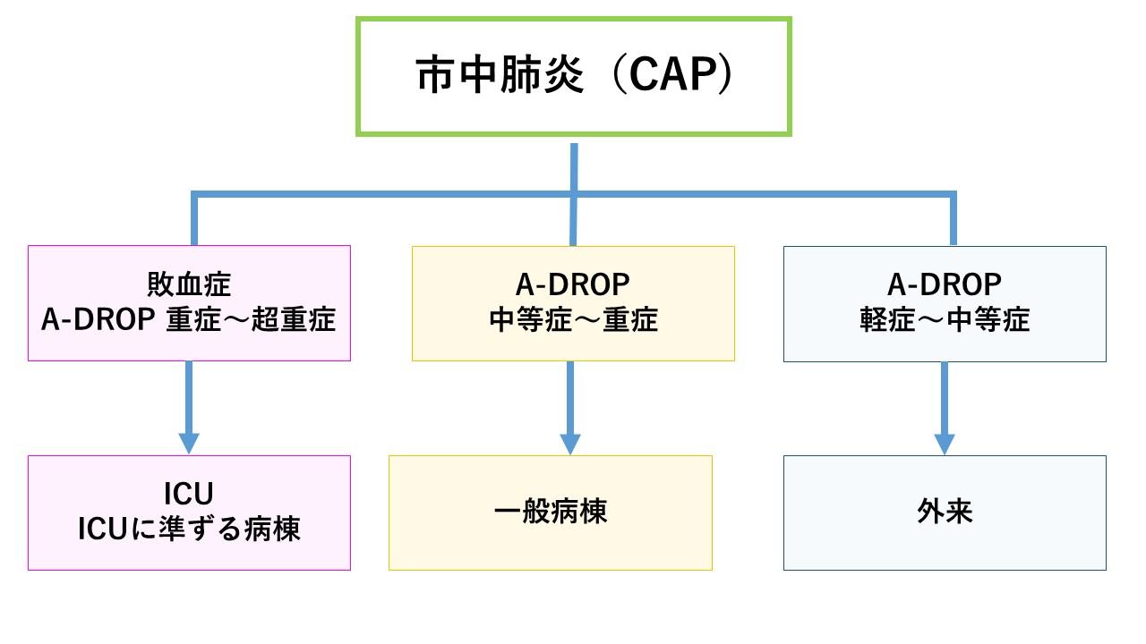 CAPフローチャート